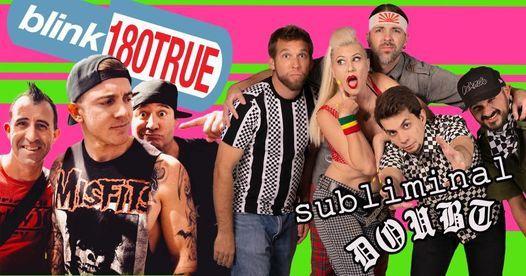 Blink-180TRUE & Subliminal Doubt at Hard Rock Tampa!