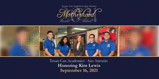 Motherhood Lifetime Achievement Award Honoring Kim Lewis