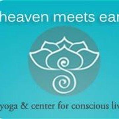 Heaven Meets Earth family yoga studio