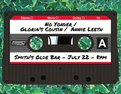 No Yonder with Gloria's Cousin & Annie Leeth