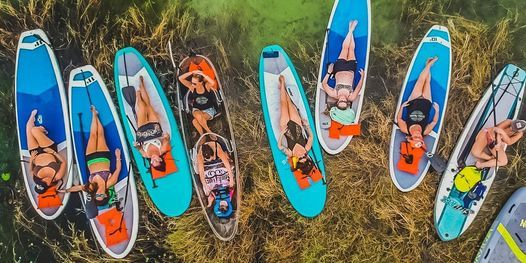 Summertime Social Paddle and Brunch