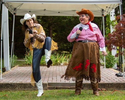 Honky Tonkin' - A Country Music Show By Rev Theater