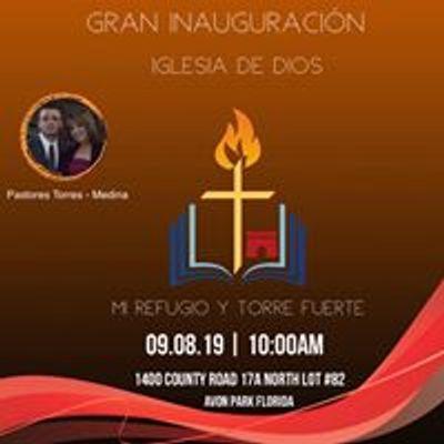 Iglesia de Dios Mi Refugio y Torre Fuerte