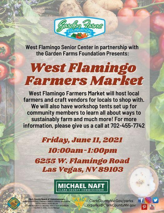 West Flamingo Farmers Market