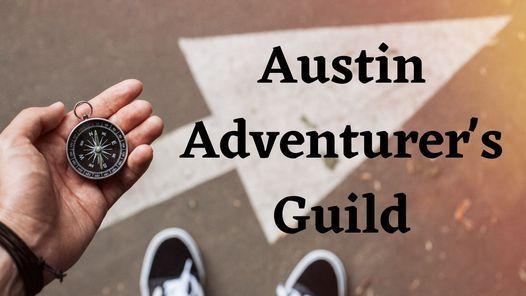 The Adventure Begins (Central Austin)