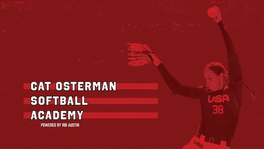 Second Tryout for the Cat Osterman Softball Academy Powered By RBI Austin