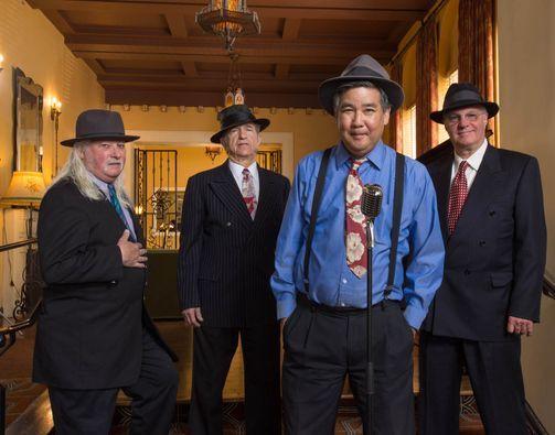 The Oaktown Strutters