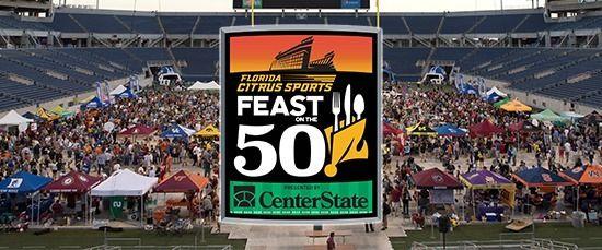 FSU at Feast on the 50!