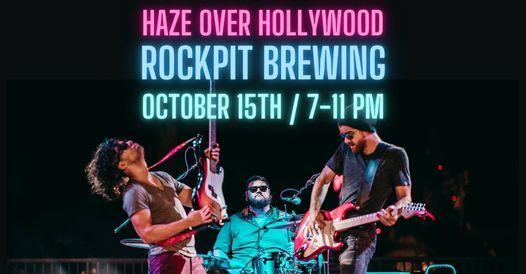Haze Over Hollywood Live @ RockPit