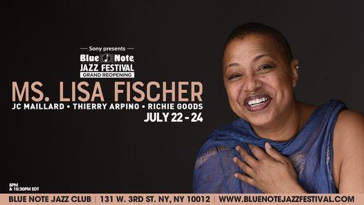 Blue Note Jazz Festival: Ms. Lisa Fischer