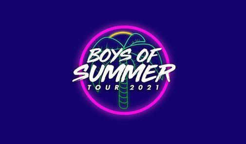 Boys Of Summer Tour 2021 - Dallas
