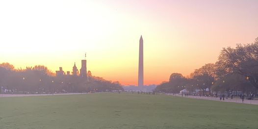 Sunset tour of the National Mall