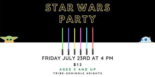 Star Wars Party!