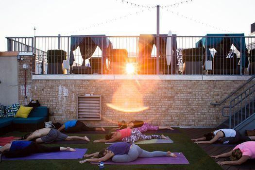 Sunrise Yoga with Epic Yoga