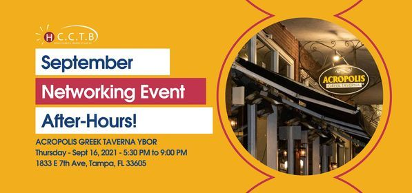 HCCTB Acropolis Ybor After Hours Networking