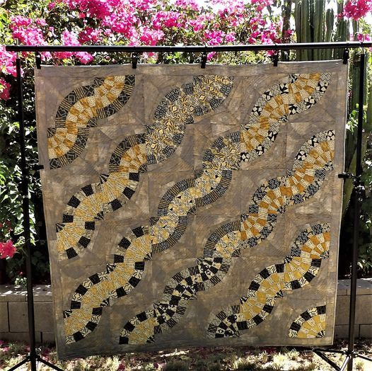 Serpentine Quilt with Ray Steeves