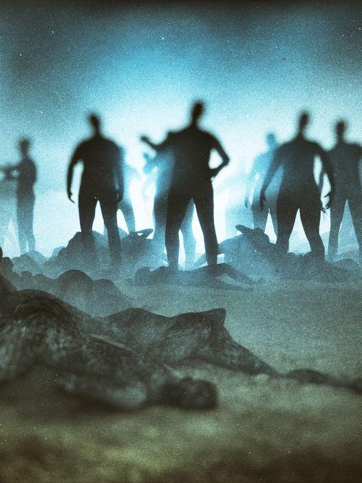 Zombie Apocalypse Party Featuring Dj Autumn Wind