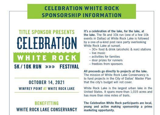 Celebration White Rock