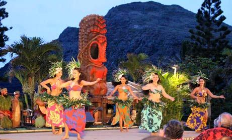 A Night In Hawaii with Overture Providence