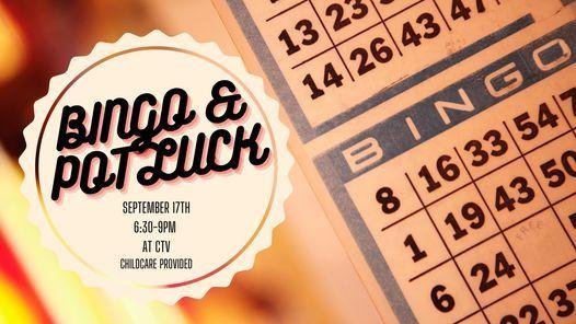 Bingo & Potluck
