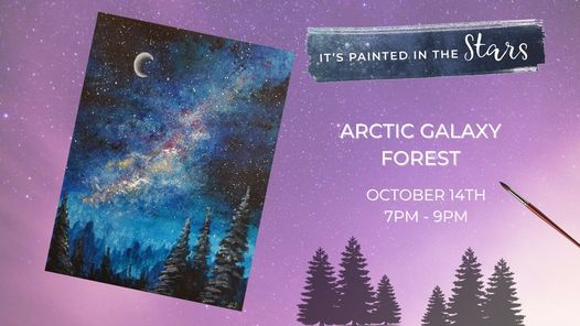 ARCTIC GALAXY FOREST (Ages 15+)