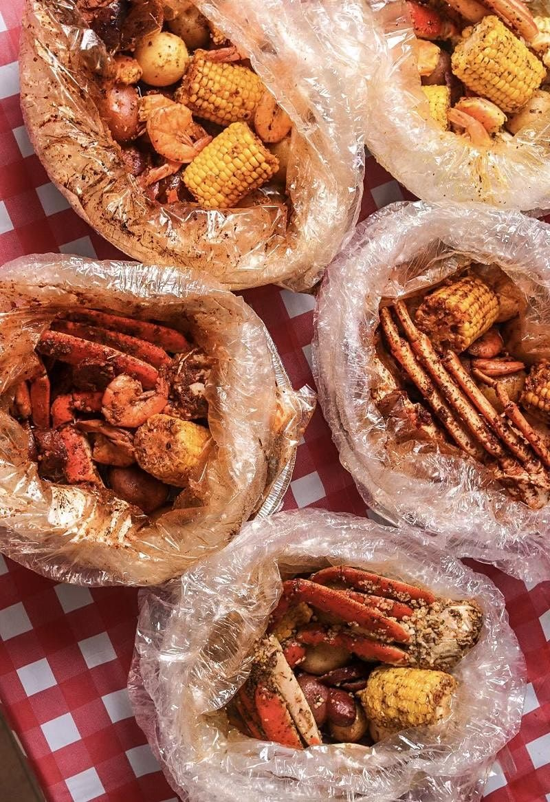 ATL Seafood Bags Grand Opening Pop-Up