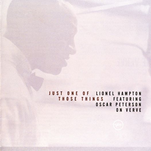 Lionel Hampton's JUST ONE OF THOSE THINGS performed live @JRAC