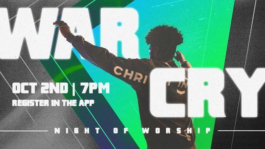 War Cry :: Worship Night