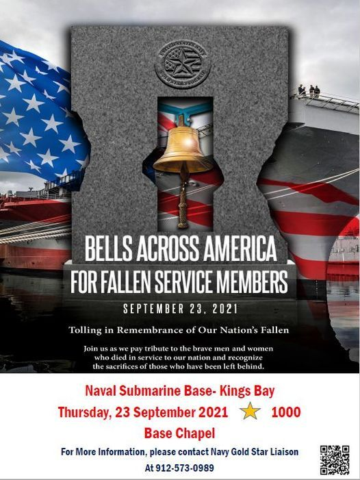 Bells Across America For Fallen Service Members