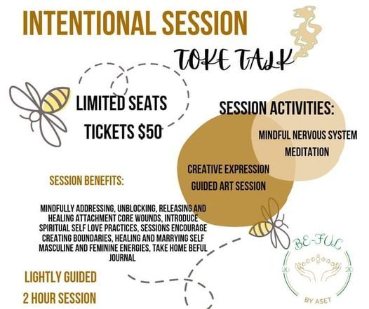 Intentional Session