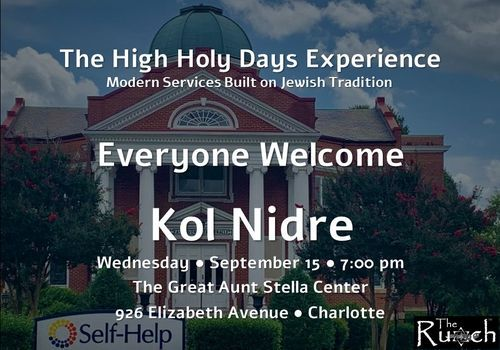 The High Holy Days Experience: Kol Nidre - In person