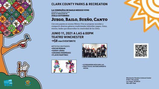 "Mexico Vivo Dance Company ""Children's Chants & Games"""