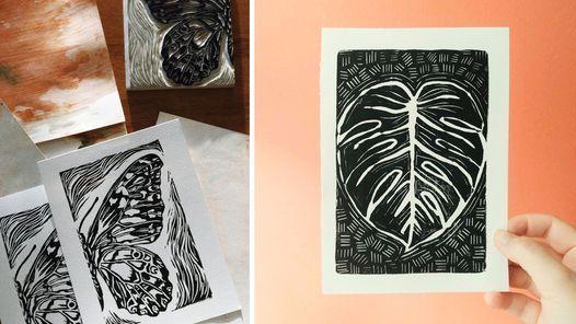 (Studio) Intro to Printmaking
