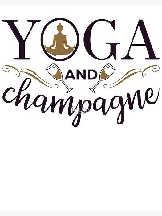 Yin Yoga, Champagne & Strawberries with Marina Mogul