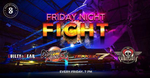 DBG Friday Night Fight
