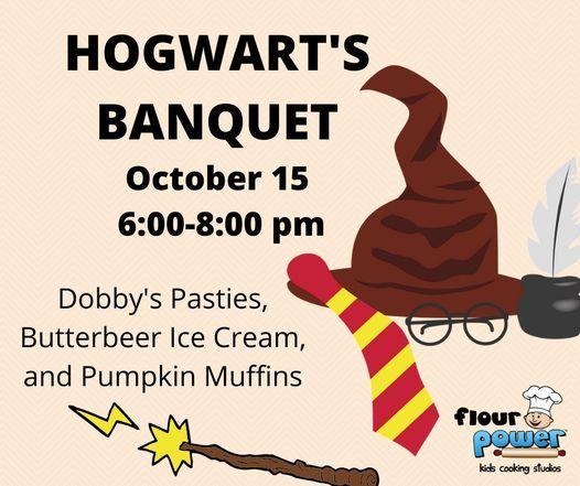 Hogwart's Banquet Kids Night Out