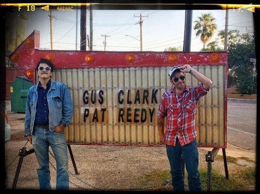 Mama Tried Deep Ellum Presents:  Gus Clark and Pat Reedy