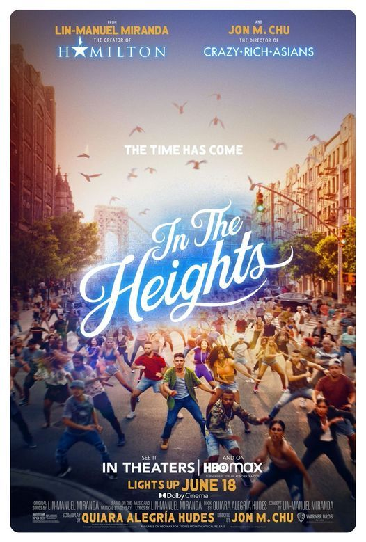 In the Heights Movie and After Party at Friday Salsa Bachata DC