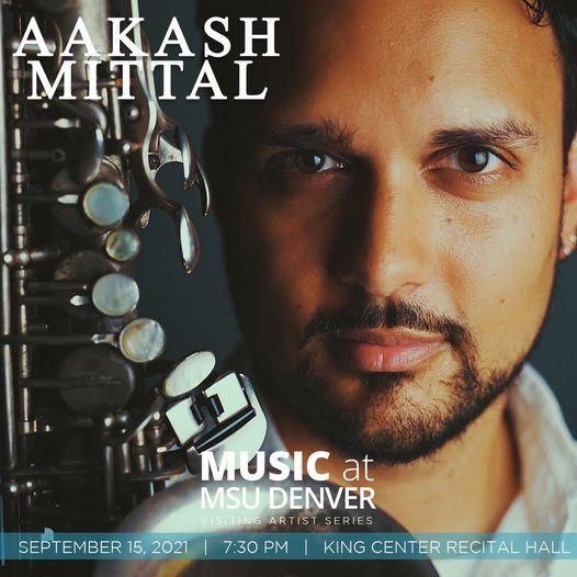 Visiting Artist Series: Aakash Mittal