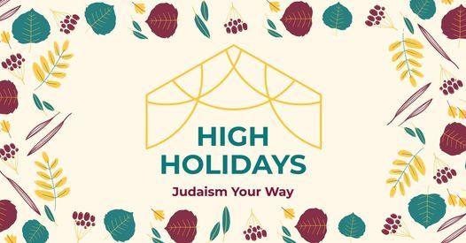 Yom Kippur Kol Nidre with Judaism Your Way