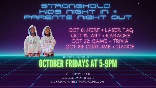 Art + Karaoke: Parents Night Out