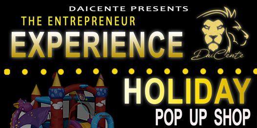 Entrepreneur Experience