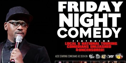 Friday Comedy in the ATL