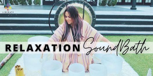 IN PERSON | Relaxation Soundbath