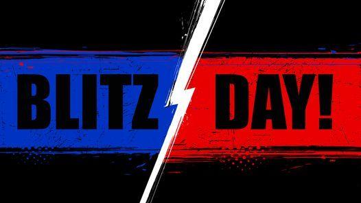 BLITZ DAY-SOUTH AUSTIN!