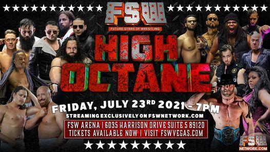 Future Stars Of Wrestling Presents: High Octane