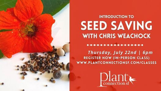 Intro to Seed Saving
