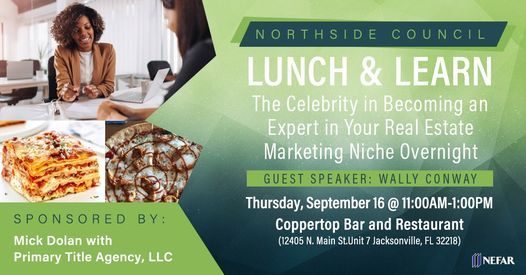 Northside Council Lunch & Learn