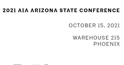 AIA Arizona State Conference