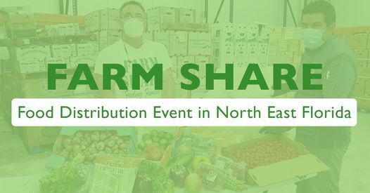 Jacksonville - Legacy Ministries Free Food Distribution